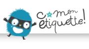 logo C-MonEtiquette