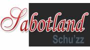 logo Sabotland Schuzz