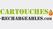 logo Cartouche rechargeable