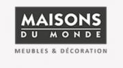 Code reduction maisons du monde promo frais de port offert et promotion va - Maison du monde logo ...