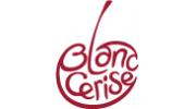 logo Blanc cerise