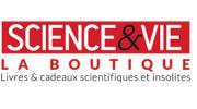 logo Boutique Science et vie