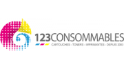 logo 123consommables