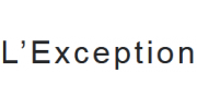 logo L'exception
