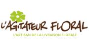 logo L'agitateur floral