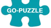 logo Go-puzzle