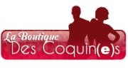 logo La Boutique des Coquines