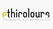 logo Ethicolours, la Boutique éthique et Bio