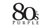 logo 80spurple