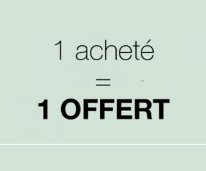 Un acheté = un offert