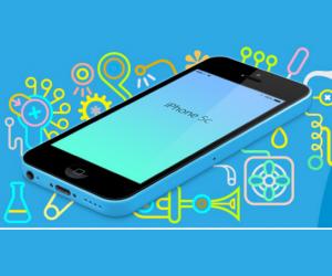 Iphone 5C à partir de 179,99€ !