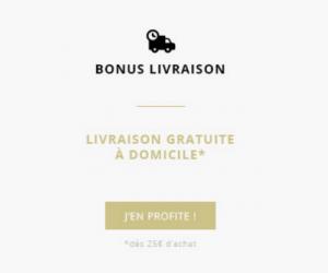 Bonus livraison gratuite