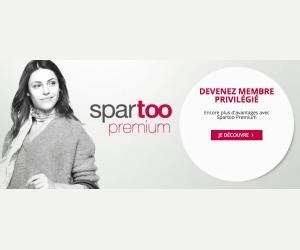 Livraison gratuite avec Spartoo Premium