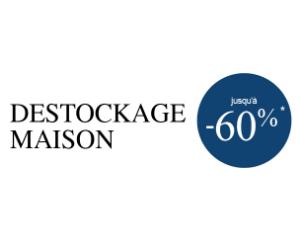 Déstockage jusqu'à -60% sur La Redoute