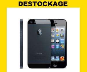 DÉSTOCKAGE ! I-Phone 5 Noir 32 GO à 279€ !