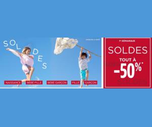 Soldes de 50 sur tous les articles pour enfants - Code promo vente privee frais de port ...