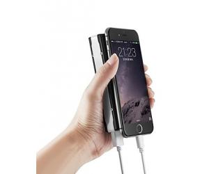 Power bank 13800mah pour iPhone et Samsung à 21€84