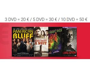 DVD à petit prix