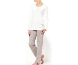Le pyjama en jersey signé Anne Weyburn est à moins 33%