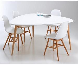 Table de salle à manger 6 personnes Jimi pour 340€37