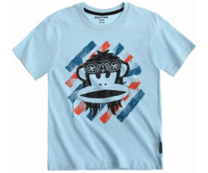 Plus que 3€95 à débourser pour le T-shirt Paul Frank