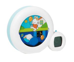 Veilleuse réveil Kid's Sleep Moon Claessens'kids à 47,99 €
