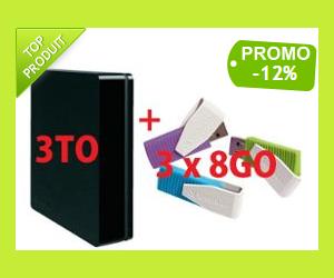Bundle disque dur externe 114 90 - Reduction priceminister frais de port gratuit ...