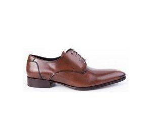 Chaussures marron homme à moins 50%