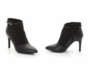 Boots femme Soft Grey à moins 70%