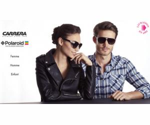 Jusqu'à -88% sur les lunettes Carrera et Polaroid