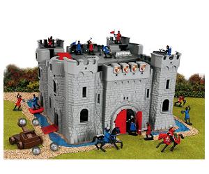 Le château fort MBI à 45% moins cher