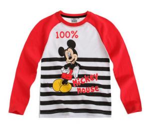 Tee-shirt Disney Mickey à 7€95 contre 8€95