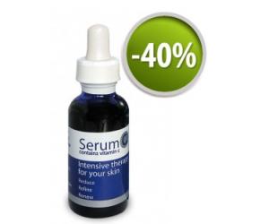 Sérum C vendu à 35€40 et non plus à 59€