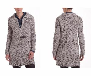 80% de moins sur le gilet veste Premium