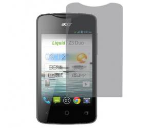 Films de protection écran pour Acer Z3 à moitié prix