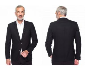 99,00 € le blazer noir au lieu de 215,00 €