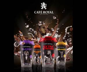 Café Prêt à boire Café royal