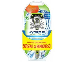Rasoir Wilkinson Hydro 5 sensitive