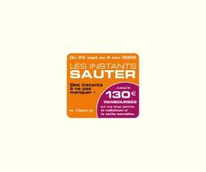 Odr radiateur et s che serviette sauter offre de remboursement - Radiateur seche serviette sauter ...