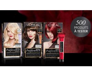test de produit coloration cheveux prfrence in - Test Coloration Cheveux