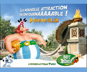 Test de produit : une journée au parc Asterix