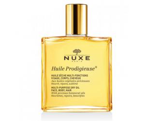 Test produit Au féminin : Huile prodigieuse Nuxe