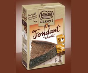 Test produit Croquons la vie : Fondant Nestlé