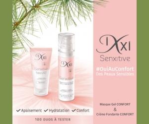 Test produit beaute-test : Routine Confort - Senxi