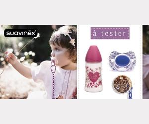 Test produit Consobaby : set couture suavinex