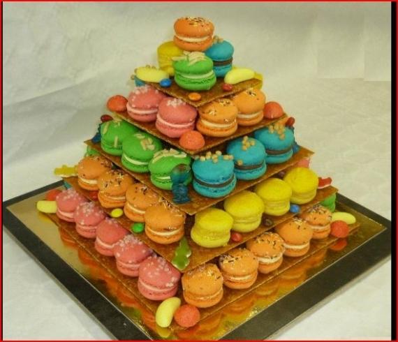 macaron colorant poudre ou liquide recettes - Colorant Macaron