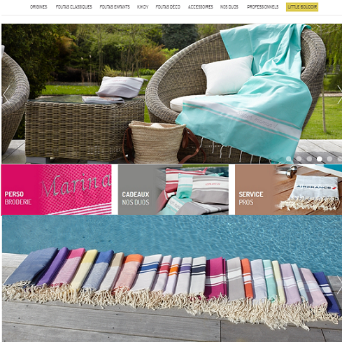code reduction little fouta ⇒ 4 codes promos