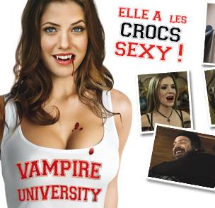 Vampire University affiche