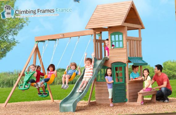 fabriquer une aire de jeux en bois id e int ressante pour la conception de meubles en bois qui. Black Bedroom Furniture Sets. Home Design Ideas