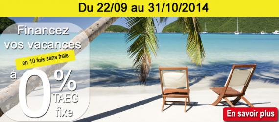 Bon plan un s jour en 10 fois sans frais chez voyage auchan - Sejour en plusieurs fois sans frais ...